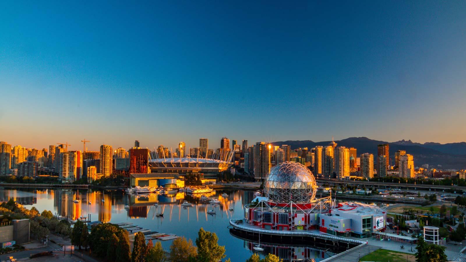 Cascadia Region Green Building Market Transformation Summit Hero Image